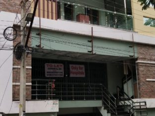 G +1 Commercial Building For Rent at Danavaipeta, Rajahmundry
