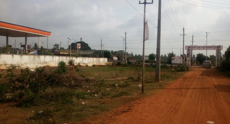 Commercial Site for Sale at Main Road , Peddapuram