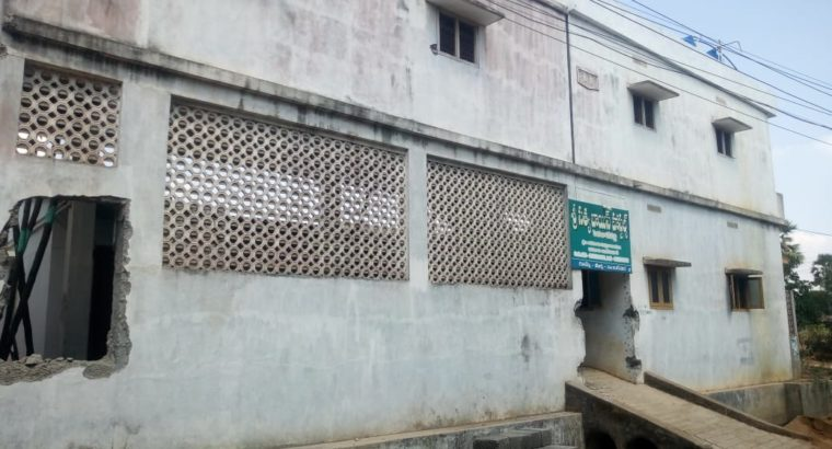 Commercial Building For Rent / Sale at PeddaTade Palli, Tadepalligudem