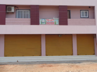 Two Commercial Shops For Rent at Lala Cheruvu, Rajahmundry