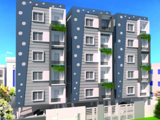 New 2BHK Flats for Sale at Gopal Nagar, Yanam
