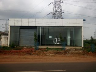 Commercial Space for Rent near Achampet Jn, Kakinada.