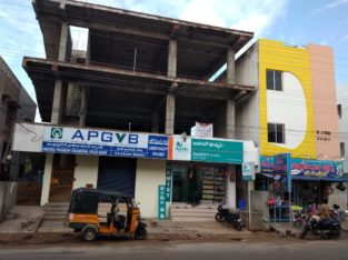 Commercial Floors for Rent Collector Office Road, Srikakulam
