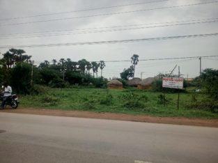 Commercial Site For Lease / Rent at Ramachandrapuram Road, Karapa