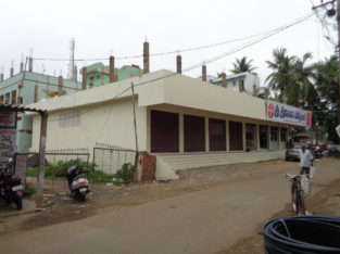 4 Commercial Shops for Rent at Don Bosco School Road, Ravulapalem.