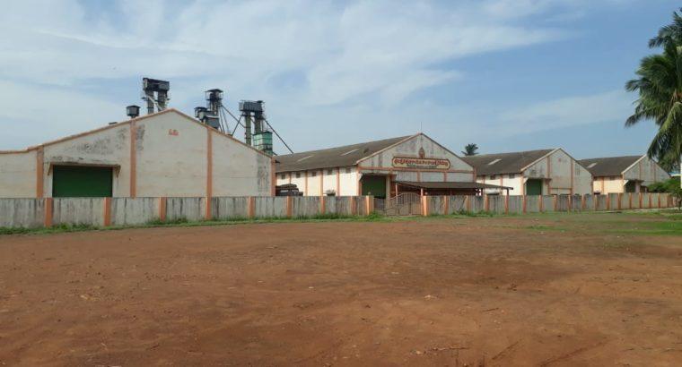 9 Acres Of Commercial Site for Sale at Penuguduru Main Road, Kakinada.