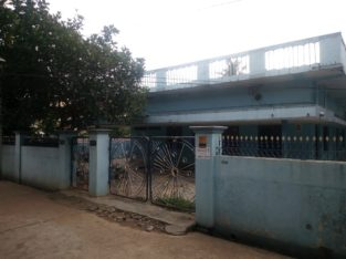 Old Individual House For Sale at Srinivasa Nagar, Gaigalpadu