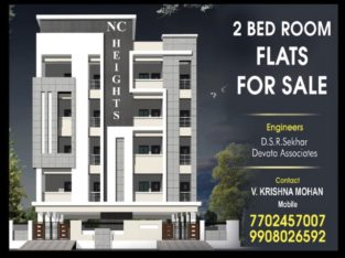2bhk flats for sale in Kakinada