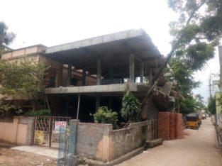 G +1 Commercial Building For Rent at Ramanayyapeta, Kakinada