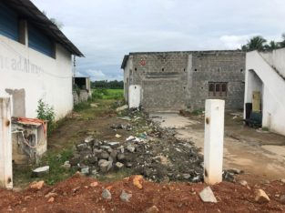 Go-Down & Site Lease Beside Mahindra Automotive, Srikakulam