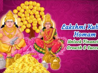 Chandi Kubera Lakshmi Ganapathi Navagrah Homam @ Just Rs: 501/-