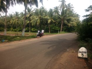 Plots For Sale at K.Jagannadhapuram, Ainavalli Mandalam.