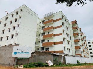 2 BHK & 3 BHK Flats for Sale at Chakradwarabandham, Rajamahendravaram