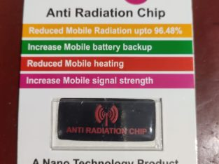 KAIZEN 4G – Anti Radition Chip – Staff Requirement