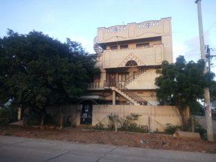 G +2 Commercial Building For Rent at RR Nagar, Kakinada