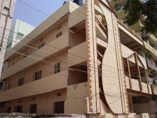 G +2 Commercial Building for Rent, Near Devanagar, Gayatri Estates, Kurnool