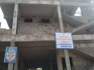 Commercial Individual Building For Rent at Vangayagudem, Eluru