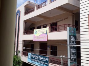 Commercial Individual Building For Rent at Tadepalli Center, Guntur
