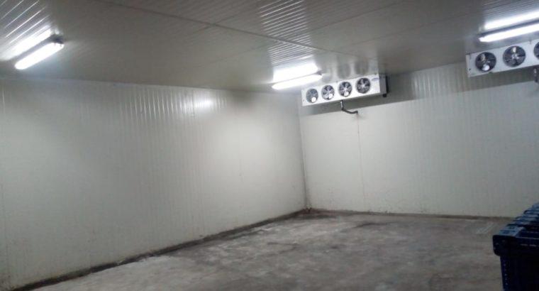 Cold storage for Rent at Agiripalli, Kalaturu panchayat.