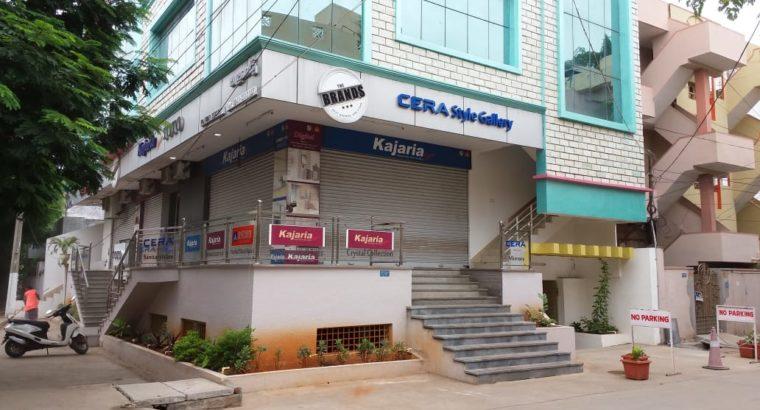 2 Commercial Floors For Rent at Arundalpet, Guntur