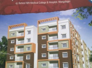 3BHK & 2 BHK Flats for Sale at Tadepalli, Mangalagiri Vijayawada