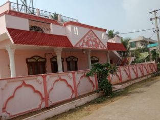 2BHK Residential House First Floor For Rent at Dwaraka Nagara, Vizianagaram