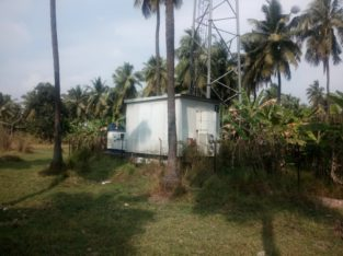 Open Site with Cell Tower For Sale or Lease at Ryali, Ravulapalem