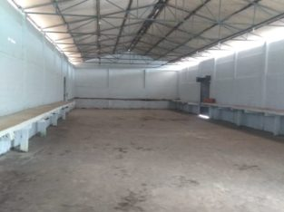 Commercial Go-Down + Site For Lease / Rent at Jammu Narayanapuram, Vizianagaram.