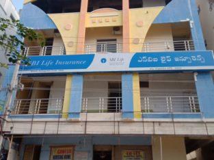 G +3 Commercial Building For Rent at Ganesh Basthi, Kothagudem