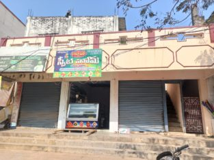 Duplex House For Sale at Main Road Mogalturu.