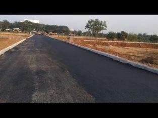 73 Open Plots For Sale at Shamirpet, Aliabad X Road, Medchal Dist