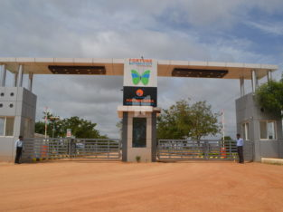 Open Plots & Individual Houses For Sale at FORTUNE BUTTER FLY CITY Kadthal Village, Srisailam Highway