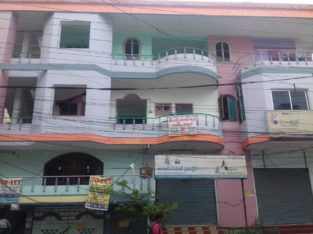 4 Floors Commercial Building For Sale at Vijaya Takies, Vijayawada