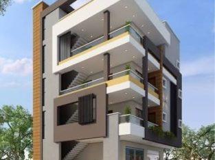 2BHK Flat for Rent at Bhavani Puram, Vijayawada