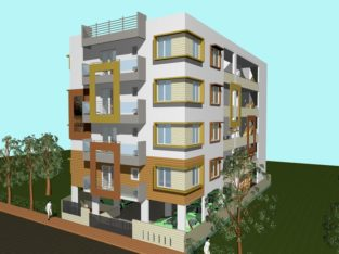 3BHK Flat For Sale at Akiveedu
