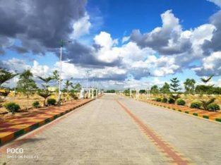 Two Open Plots For Sale at Kabela Center, Vijayawada