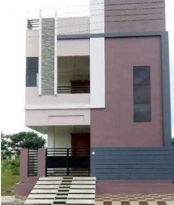 G +1 Individual House For Rent at Benz Circle, Vijayawada