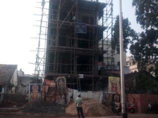G +3 Commercial Building For Rent at Danavaipeta, Rajahmundry