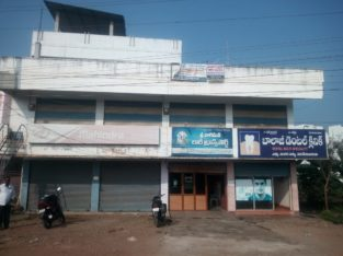 G +2 Commercial Building For Rent at NH 16, Ravulapalem
