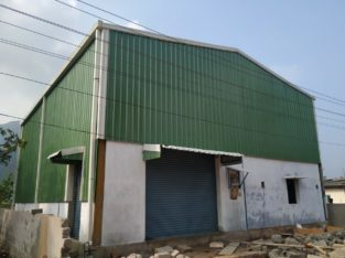 Commercial Go-Down For Rent/Lease near Dharapalem, Visakhapatnam