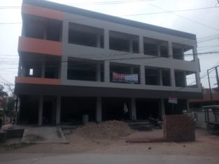 Commercial Space For Rent at Veeramma Cheruvu, B.N Road, Bhimavaram