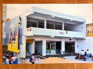 Commercial Space For Rent at, Prakasam Main Road, Chittoor