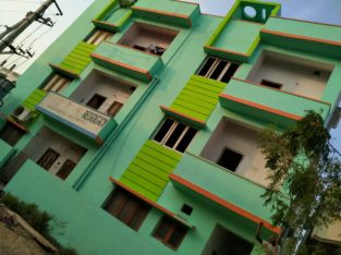 Deluxe Flats for Sale in Group House at Paul Nagar, Vizianagaram.