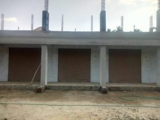23 Commercial Shops for Rent at LankalaKoderu, P.P Road, Palakollu