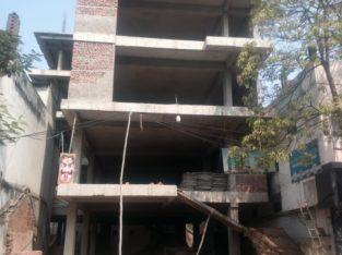 G +4 Commercial Building For Rent / Lease at Innespeta, Rajahmundry