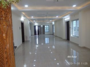 G +3 Commercial Building For Rent at Bhagyanagar, Ongole