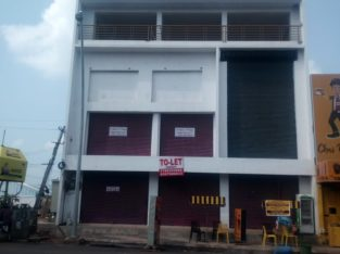 Commercial Building For Rent at Main Road, Kakinada