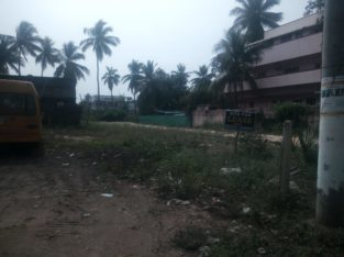 25 Cents Commercial Site For Lease at Vissakoderu, Bhimavaram