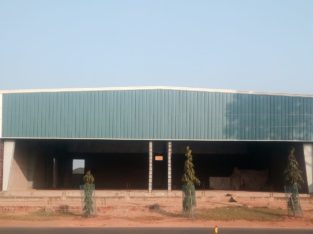 Commercial Go-Down For Lease / Rent Near Achampeta Jn, Pithapuram Road, Kakinada