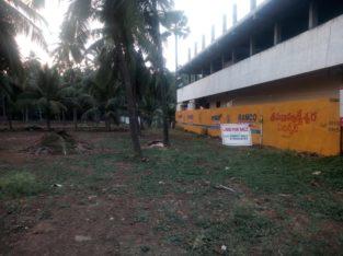 Commercial Open Site For Sale at Nadimilanka, Mummidivaram